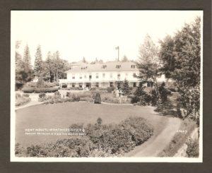 L'hôtel Kent House.