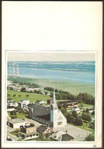 Album-souvenir du cinquantenaire anniversaire de Boischatel, en 1976. Cet ouvrage compte 112 pages. Il contient, par ailleurs, un intéressant article à propos des ponts qui se sont succédé, au fil des années, sur la rivière Montmorency, entre Courville et Boischatel.