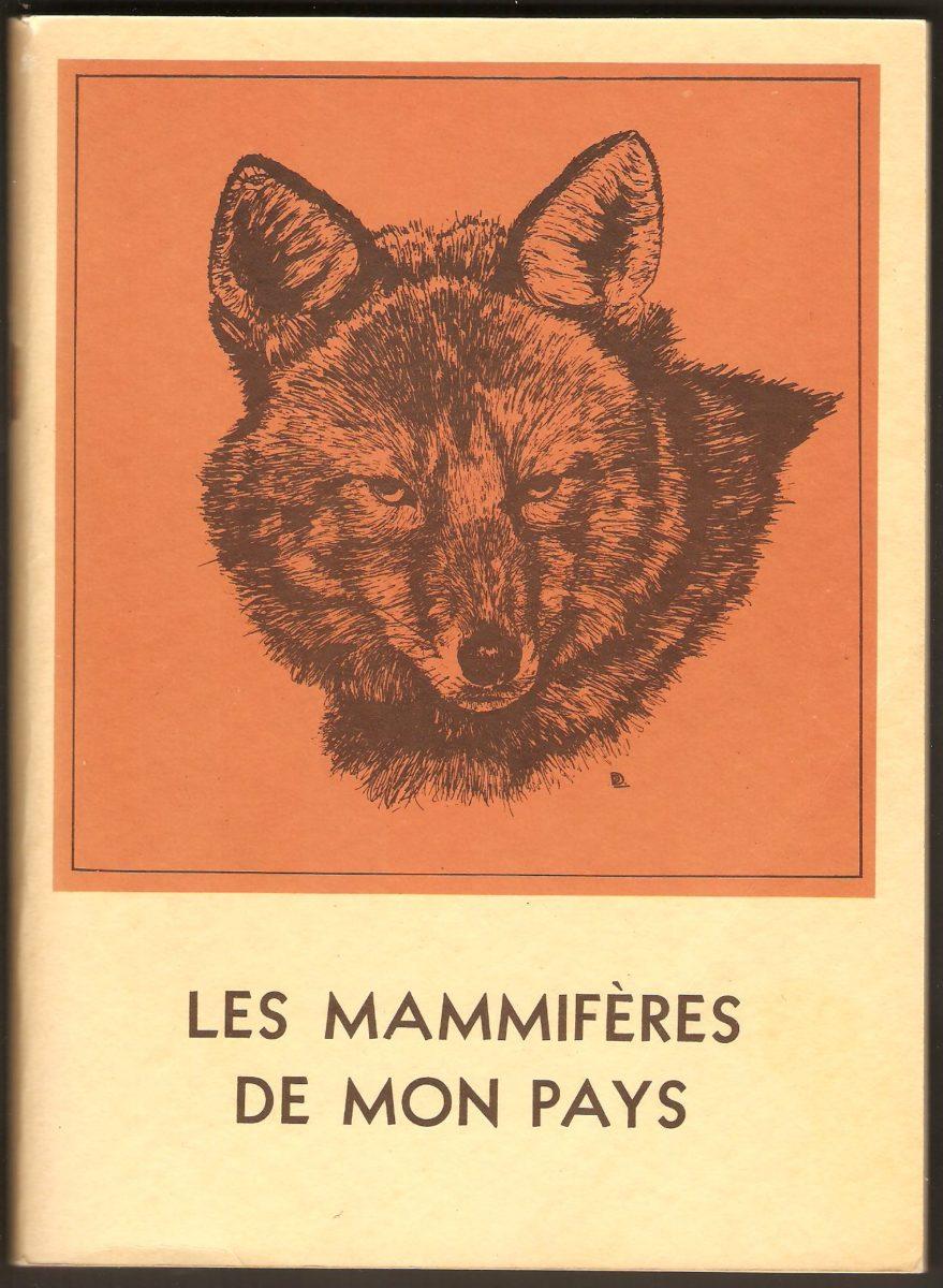 Un ouvrage de vulgarisation en sciences naturelles, publié en 1955 par les Éditions courvilliennes. Les superbes illustrations sont de St-Denys J. Duchesnay et les textes de M. Rolland Dumais. L'adresse de l'éditeur (60 côte de Courville) était celle de M. Dumais.